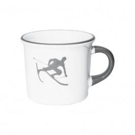 Gmundner Keramik Toni Grau Kaffee Häferl glatt 0,24 L