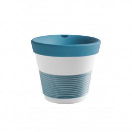 Kahla cupit - Magic Grip green lagoon To Go Becher 0,23 L mit Trinkdeckel 10x2 cm