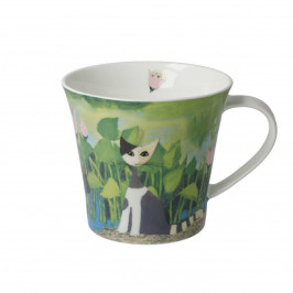 Goebel Rosina Wachtmeister - Wohnaccessoires Coffee Mug / Tea Mug Principe ranocchio h: 9,5 cm / 0,35 L