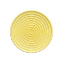Thomas ONO friends - Yellow Espresso-Untertasse / Abdeckung zu Zuckerschale / Teller 11 cm