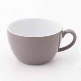 Kahla Pronto Colore taupe Cappuccino Obertasse 0,25 L