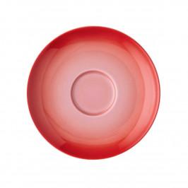 Thomas BeColour Susa Pink Kaffeeuntertasse / Teeuntertasse / Kombiuntertasse 14,5 cm