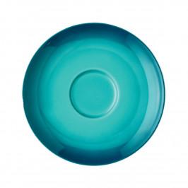 Thomas BeColour Ella Blue Kaffeeuntertasse / Teeuntertasse / Kombiuntertasse 14,5 cm