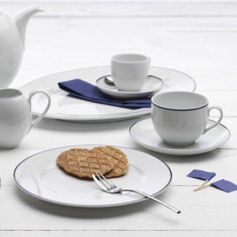 Kahla Aronda Blaue Linie Kaffee-Set 18 tlg.
