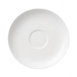 Villeroy & Boch For Me weiss Frühstücks-Untertasse 18 cm