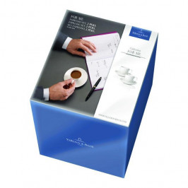 Villeroy & Boch For Me weiss Espresso-Set 2 Personen 4-tlg.