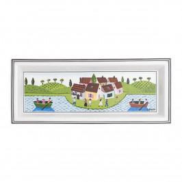 Villeroy & Boch Design Naif Gifts Schale rechteckig 23,6x9,7 cm
