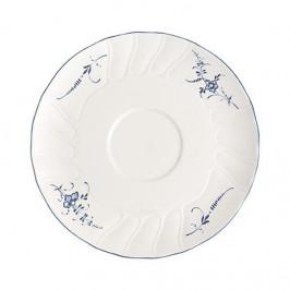 Villeroy & Boch Alt Luxemburg Suppen Untertasse 19 cm