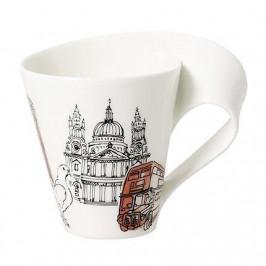 Villeroy & Boch New Wave Caffè Cities of the World - Europa Becher mit Henkel - London 0,30 L