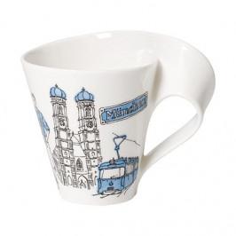 Villeroy & Boch New Wave Caffè Cities of the World - Deutschland Becher mit Henkel - München 0,30 L