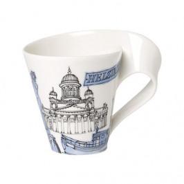 Villeroy & Boch New Wave Caffè Cities of the World - Europa Becher mit Henkel - Helsinki 0,30 L