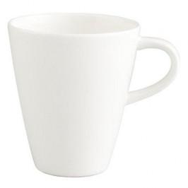 Villeroy & Boch Caffe Club weiss Becher mit Henkel klein 0,20 L,Höhe ca. 8,5 cm