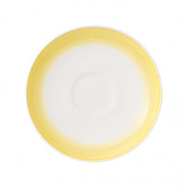 Villeroy & Boch Colourful Life - Lemon Pie Mokka-/Espresso-Untertasse 12 cm