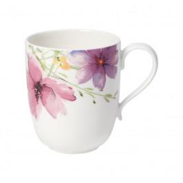 Villeroy & Boch Mariefleur Tea Becher mit Henkel / Teebecher rund 0,43 L