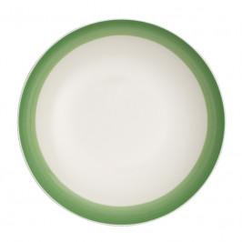 Villeroy & Boch Colourful Life - Green Apple Schale flach 24 cm / 1,10 L