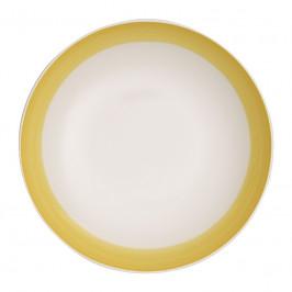 Villeroy & Boch Colourful Life - Lemon Pie Schale flach 24 cm / 1,10 L