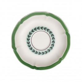 Villeroy & Boch French Garden Green Line Mokkauntertasse / Espressountertasse 13 cm
