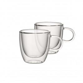 Villeroy & Boch Artesano Hot & Cold Beverages Tasse Größe S - Set 2-tlg. h: 6,8 cm / 0,11 L