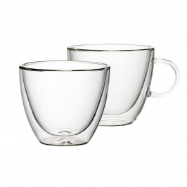 Villeroy & Boch Artesano Hot & Cold Beverages Becher Größe L - Set 2-tlg. h: 9,5 cm / 0,42 L