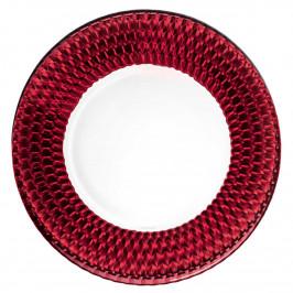 Villeroy & Boch Gläser Boston coloured Platzteller red 32 cm