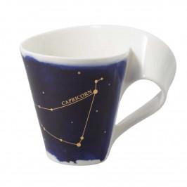 Villeroy & Boch NewWave Stars Becher mit Henkel Steinbock / Capricorn 0,30 L