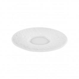 Villeroy & Boch Manufacture Rock blanc Kaffeeuntertasse 15,5 cm