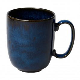 Villeroy & Boch Lave bleu Becher mit Henkel 0,40 L