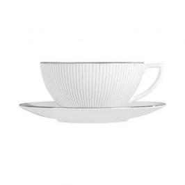 Wedgwood  'Jasper Conran Pin Stripe' Kaffee-/Tee Obere 0,23 l