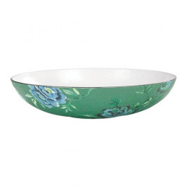 Wedgwood 'Jasper Conran Chinoiserie Green' Servierschüssel oval 30 cm
