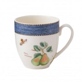 Wedgwood 'Sarah´s Garden' Henkelbecher blau 0,5 l