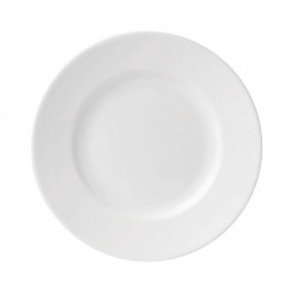 Wedgwood 'White China' Brotteller 15 cm