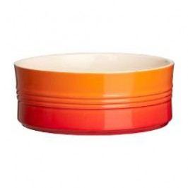 Le Creuset Poterie Servieren & Aufbewahren Souffle dish color: fire red 22 cm / 2.35 l