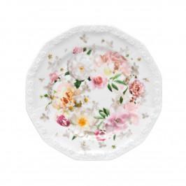 Rosenthal Maria Pink Rose Brotteller 17 cm