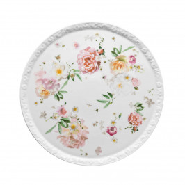 Rosenthal Maria Pink Rose Tortenplatte 31,5 cm