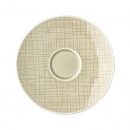 Rosenthal Mesh Cream Espresso-Untertasse 12 cm