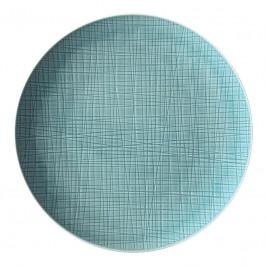 Rosenthal Mesh Aqua Teller flach 27 cm
