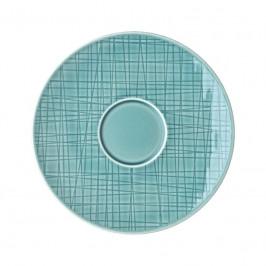 Rosenthal Mesh Aqua Kaffee-/Tee-/Kombi-Untertasse 16 cm