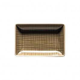 Rosenthal Mesh Walnut Schale 10x7 cm