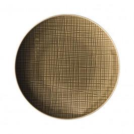Rosenthal Mesh Walnut Teller flach 17 cm