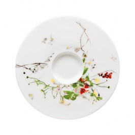 Rosenthal Brillance Fleurs Sauvages Kaffee-Untertasse 15,5 cm