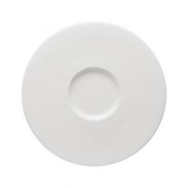Rosenthal Brillance Weiss Suppen-Untertasse 18,5 cm
