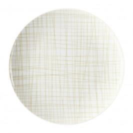 Rosenthal Mesh Line Cream Teller flach 24 cm
