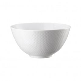 Rosenthal Junto Weiß - Porzellan Schale 15 cm / 0,75 L