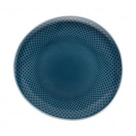 Rosenthal Junto Ocean Blue - Porzellan Teller flach 22 cm