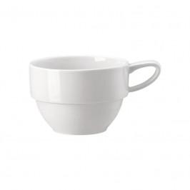 Rosenthal Mesh weiss Kaffee-Obertasse stapelbar 0,20 L