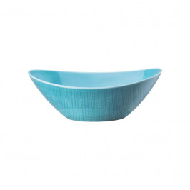 Rosenthal Mesh Aqua Schale oval 15x11 cm / 0,32 L