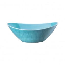Rosenthal Mesh Aqua Schale oval 20x15 cm / 0,63 L