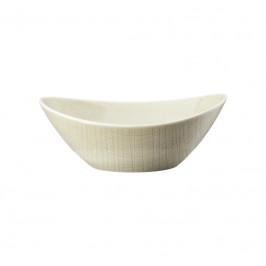 Rosenthal Mesh Cream Schale oval 15x11 cm / 0,32 L