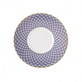 Rosenthal Francis Carreau Bleu Espresso-/Mokka-Untertasse 11 cm
