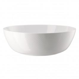 Rosenthal Junto Weiß - Porzellan Schüssel 33 cm / 5,50 L